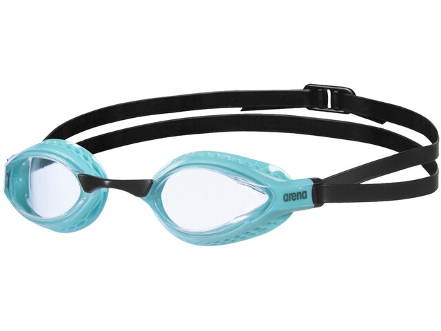 arena Airspeed Lunettes de natation, clear/turquoise